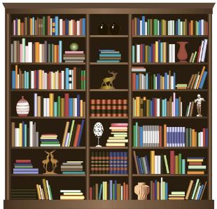 书架的材质分类有哪些 如何挑选书架